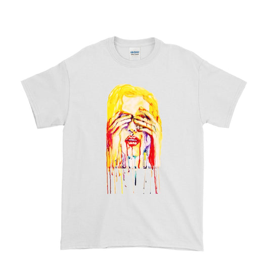 Crying Color T-shirt – Cadence Hooks - ArtWeAre Shirts