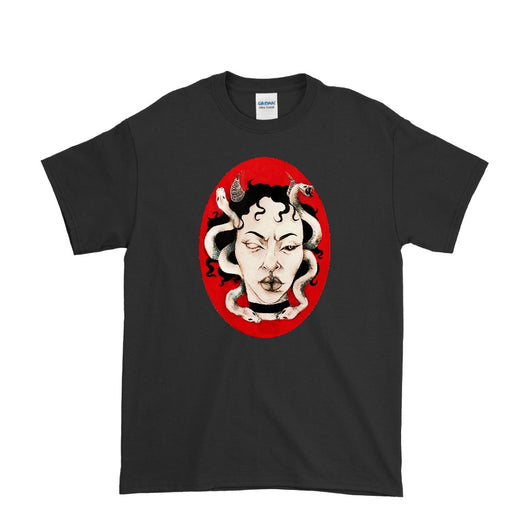 Medusa Head T-shirt – Witchchrist - ArtWeAre Shirts
