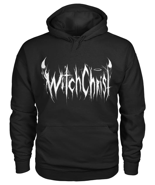 Witchchrist *NEW* White Logo Hoodie - ArtWeAre Hoodies