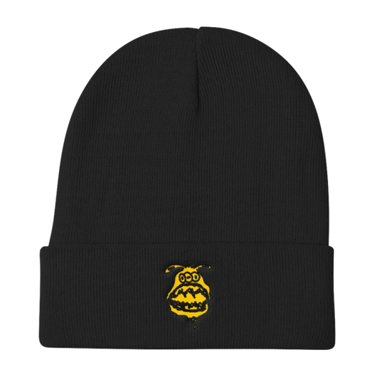 Monster Knit Beanie – Tisha - ArtWeAre hats