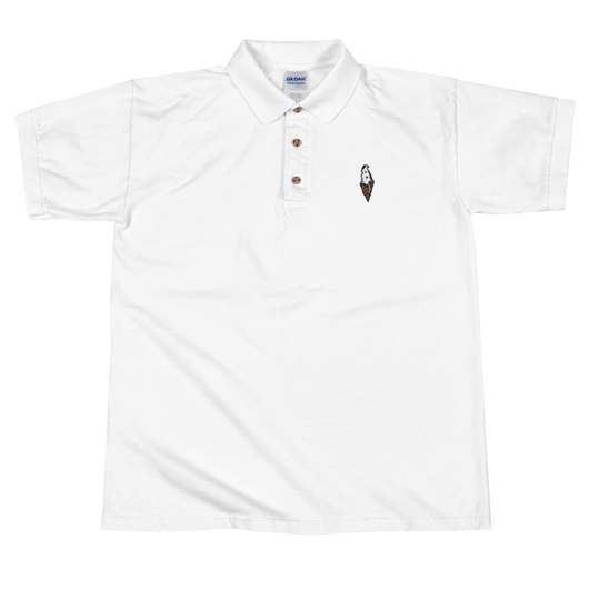 Ice Cream Embroidered Polo Shirt – Adi - ArtWeAre Shirts