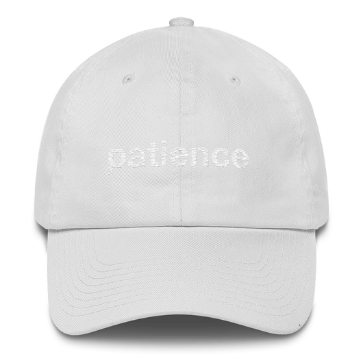 Patience Dad Hat - ArtWeAre hats