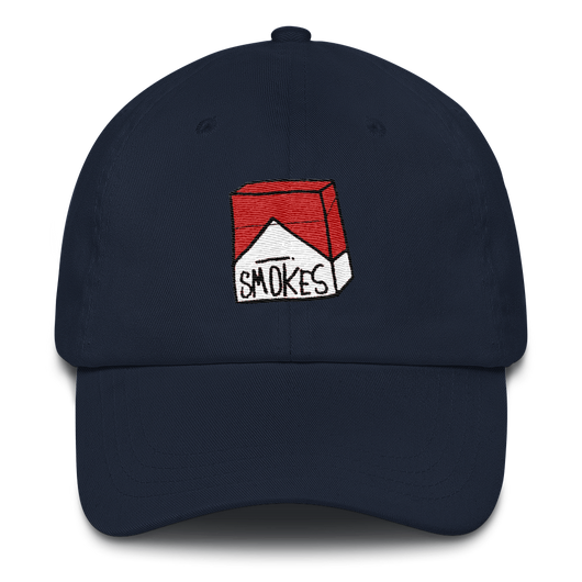 Smokes Dad Hat – Eugene.Art - ArtWeAre hats