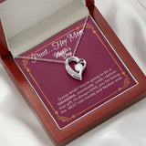 Happy Mother's Day - A Forever Love Necklace