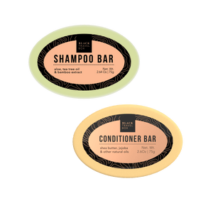 Wash Day Bundle Hair Shampoo/Conditioner