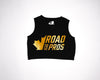 Women's Road to the Pros Crop Top