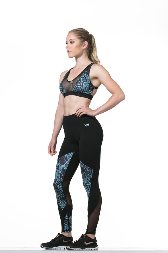 WOMEN'S OZARK PRINT LEGGINGS