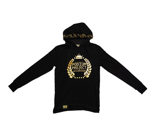 MEN'S PODIUM PROJECT HOODIE