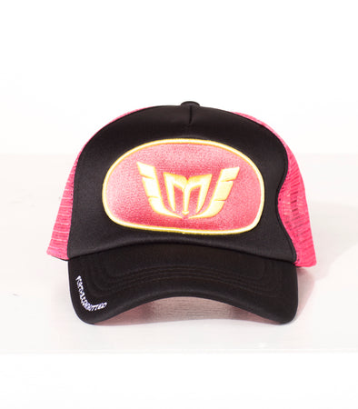 WOMEN'S 'WINGS OF STRENGTH' TRUCKER HAT