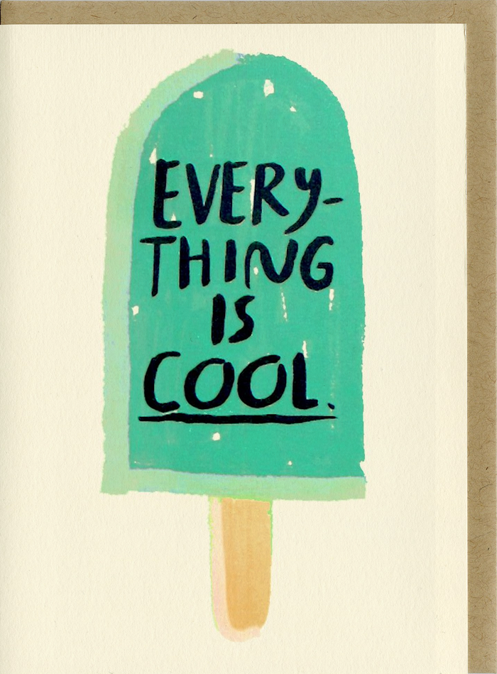 Everything Is Cool - C5019