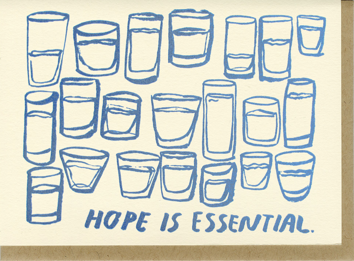 Hope Is Essential - C5502