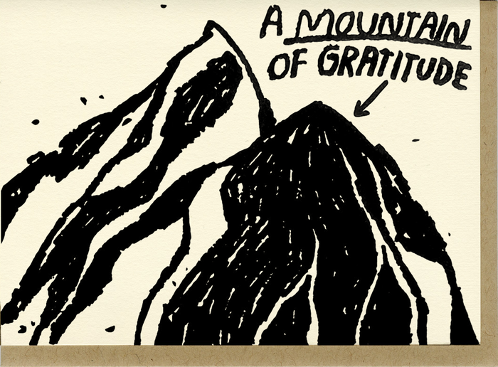Mountain of Gratitude - C4506