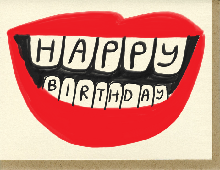 Birthday Lips - C1302