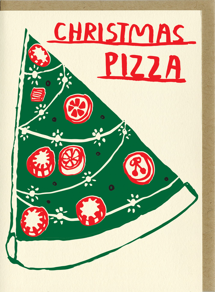 Christmas Pizza - C2602