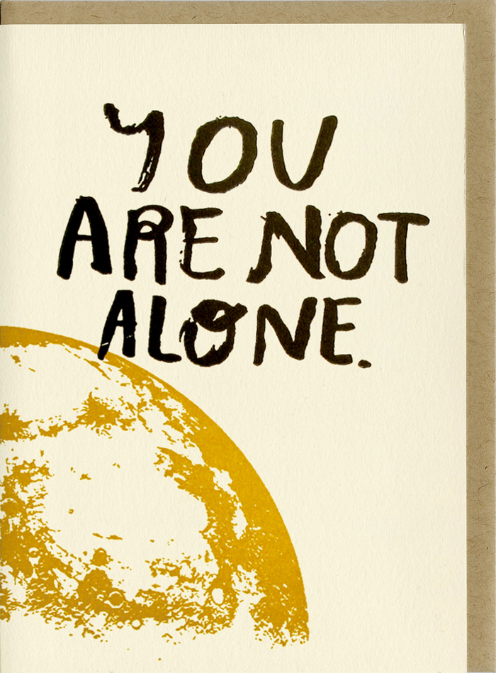 You Are Not Alone - C6015