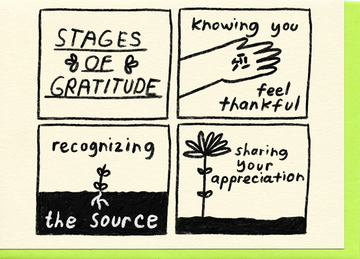 Stages of Gratitude - C4504