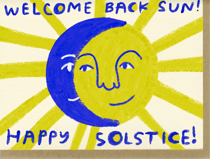 Welcome Back Sun - C2306