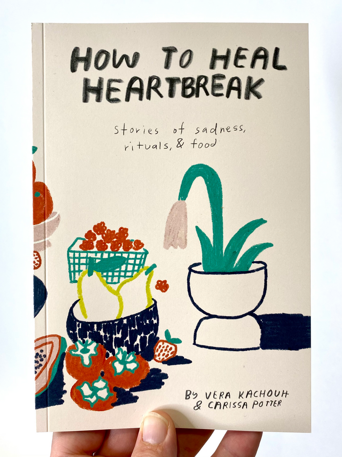 How To Heal Heartbreak - T8612 - PREORDER - ships March 1