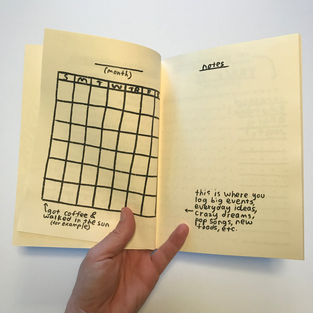 Mood Cycles Notebook - T8061