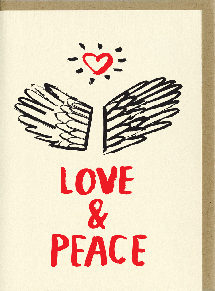 Love and Peace - C2607