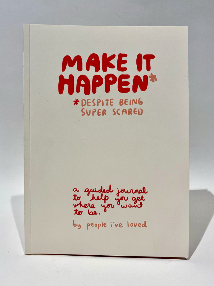 Make It Happen Journal - T8611