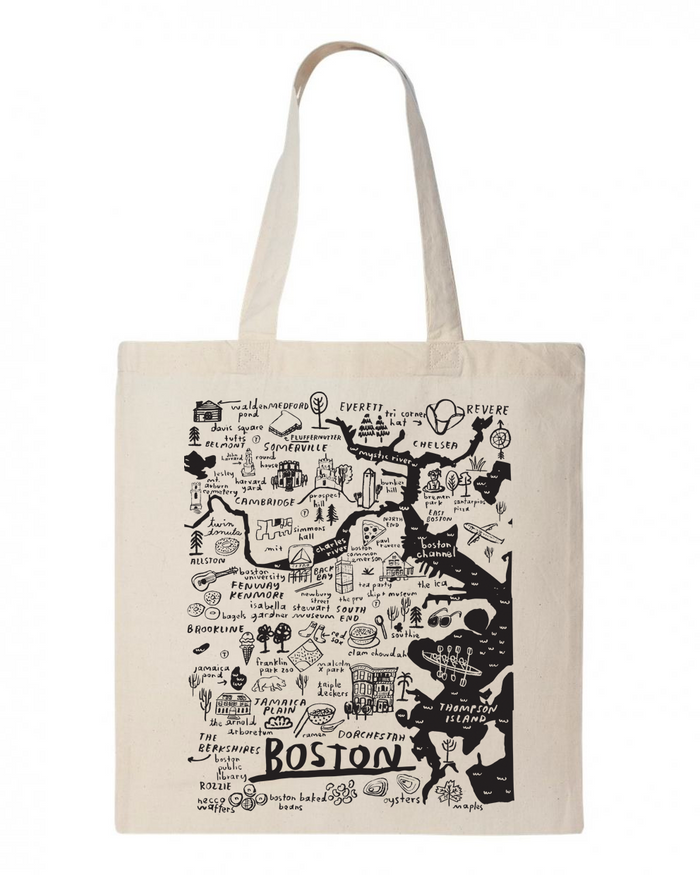 Boston Tote - T8707