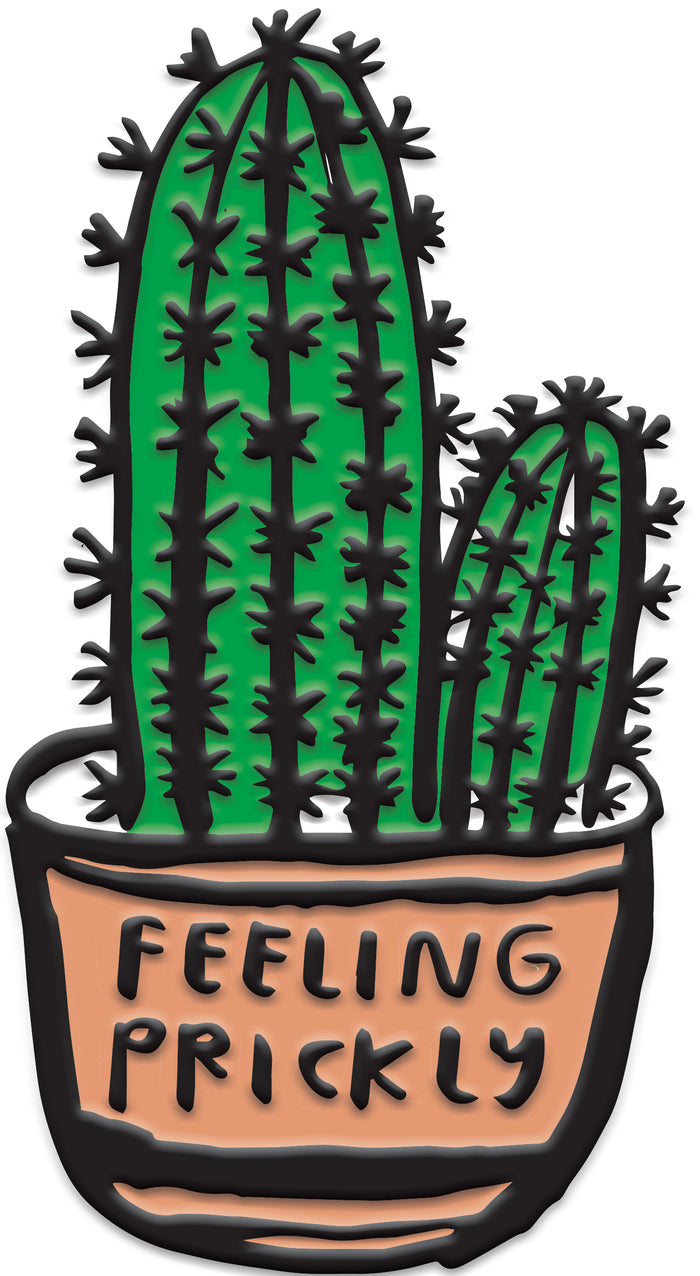 Feeling Prickly Pin - T8030