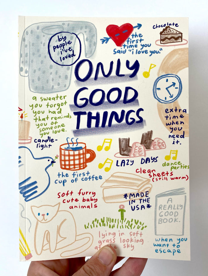 Only Good Things Notebook - T8600