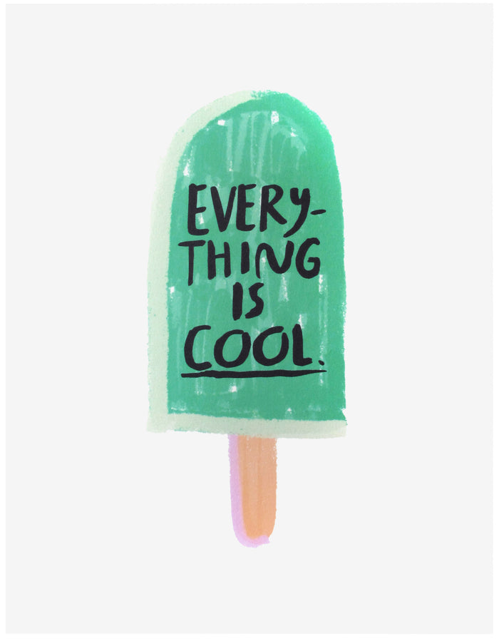 Everything Is Cool - P9005