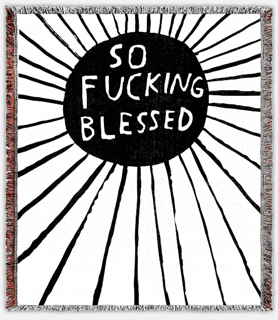 Blessed Blanket - T8342 - PREORDER - Ships July 1