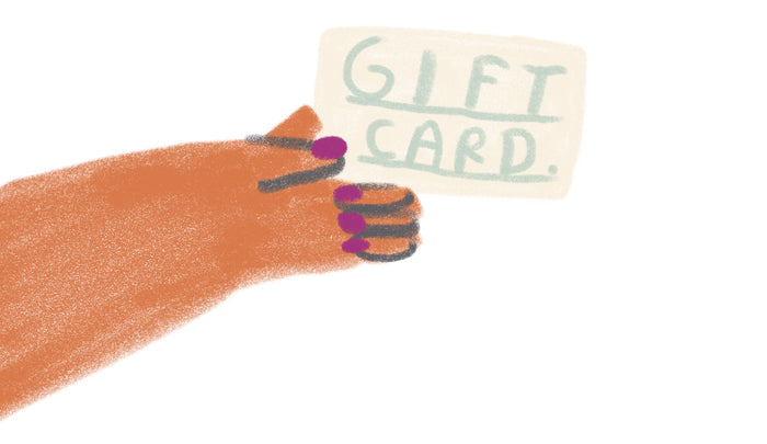 People I've Loved Gift Card