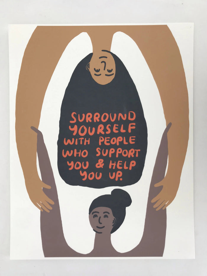 Surround Yourself Digital Print Limited Edition