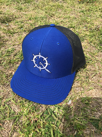 Blue Devil Trucker
