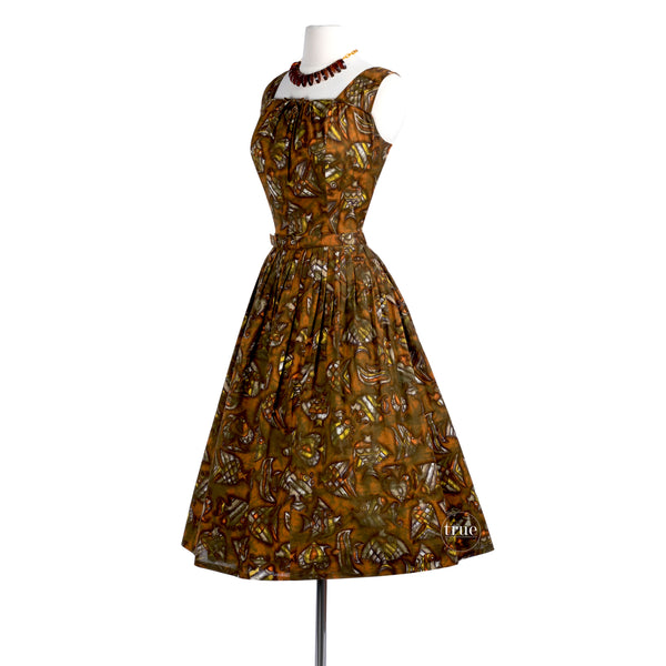 vintage mode o'day dress