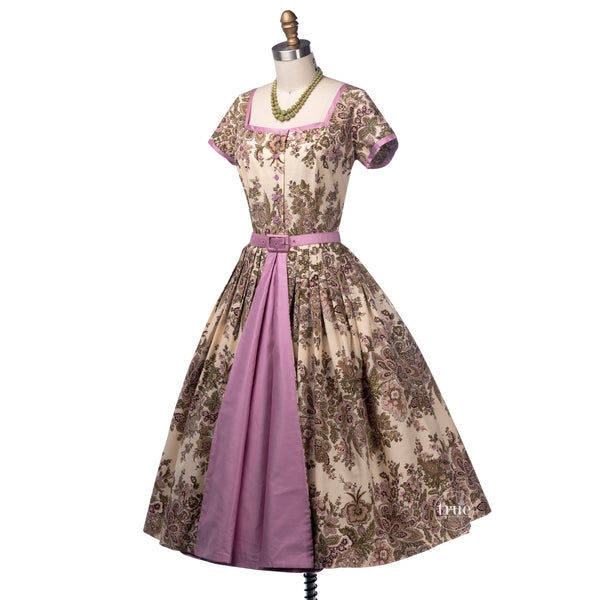 vintage parade of new york dress