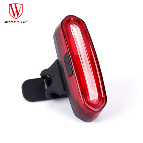 Wheel Up Waterproof USB Chargeable Bike Tail Light