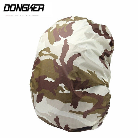 Sunny All the Way Camouflage Waterproof Bag Cover