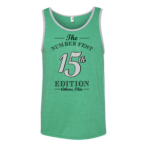 The Number Fest 15th Edition Tank Top
