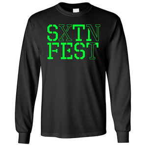 #FEST 16th Edition SXTN Fest Long Sleeve T-Shirt
