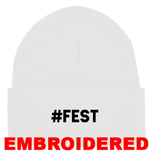 #FEST 16th Edition #FEST Cuffed Beanie