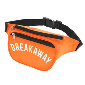 Breakaway Festival Orange Fanny Pack