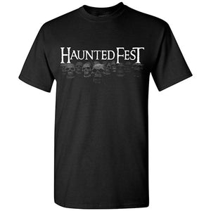 Glow In The Dark Haunted Fest T-Shirt