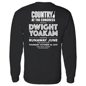 Country At The Congress Long Sleeve