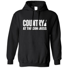 Country At The Congress Hoodie