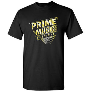 Metallic Prime Music Festival T-Shirt