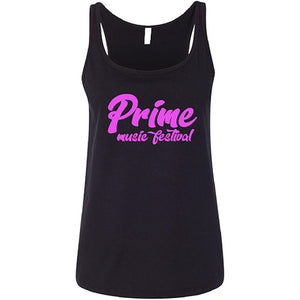 Pink Prime Music Festival Tank Top