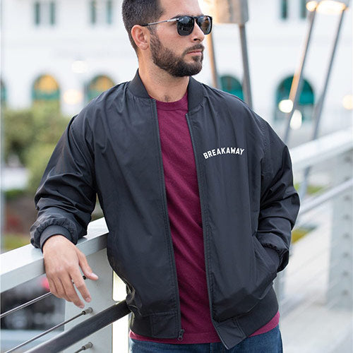 Breakaway Music Festival Bomber Jacket