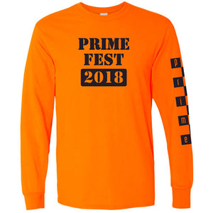 Prime Music Festival Long Sleeve T-Shirt