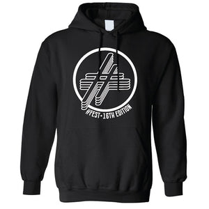 #FEST 16th Edition Hashtag Logo Pullover Hoodie