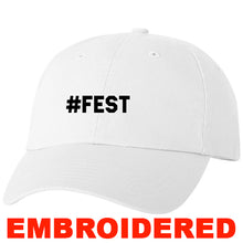 #FEST 16th Edition #FEST Dad Hat
